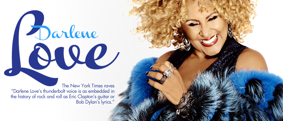 Welcome to Darlene Love - The official website of Darlene Love