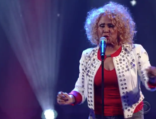 Darlene Love teams up with Elivs Costello